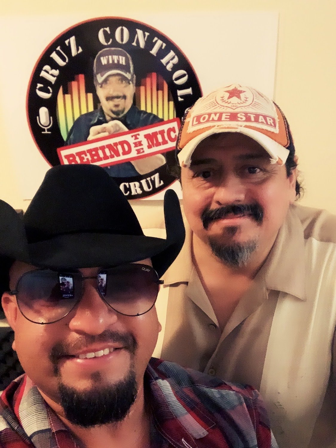 Behind the Mic with Sunny Sauceda