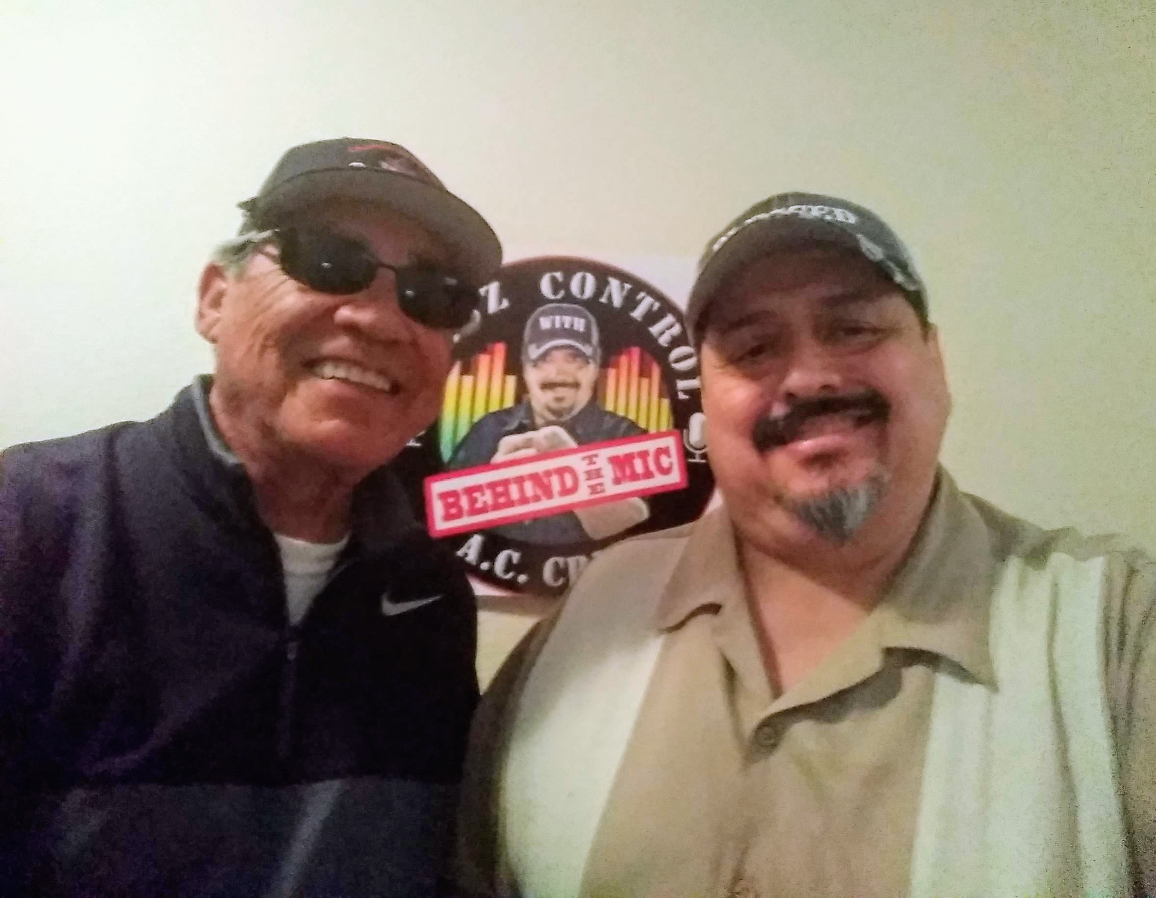 Behind the Mic with Ruben Ramos