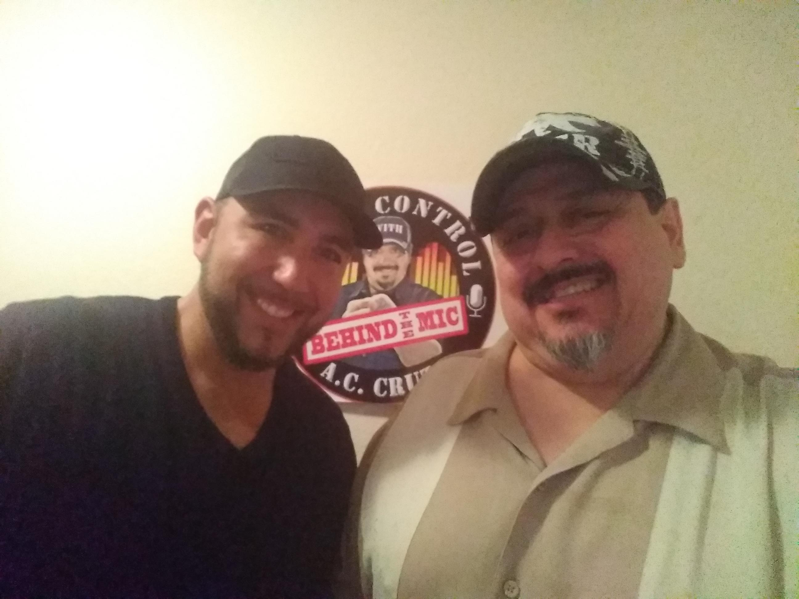 Behind the Mic with Jerry Alvarez