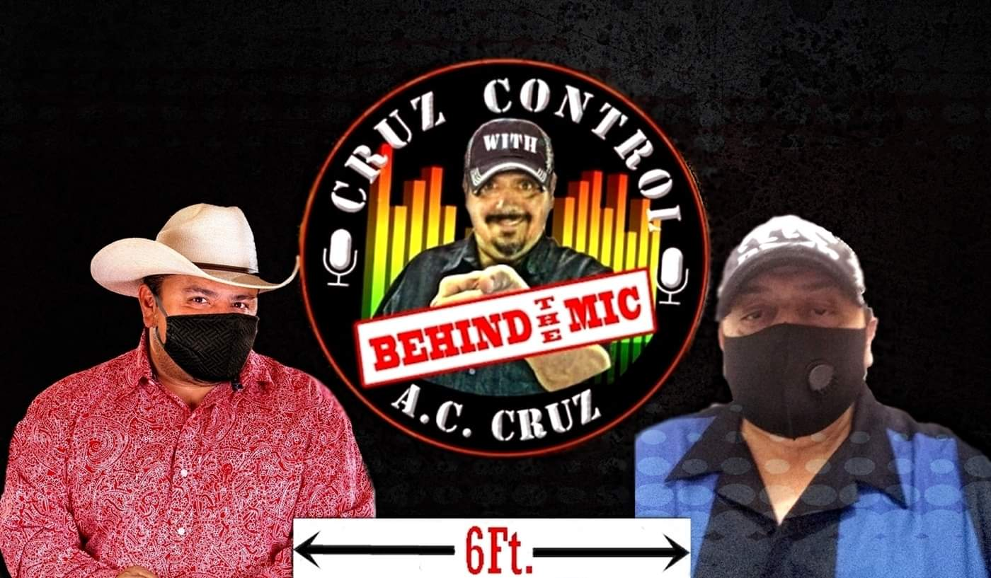 Behind the Mic with Chente Barrera