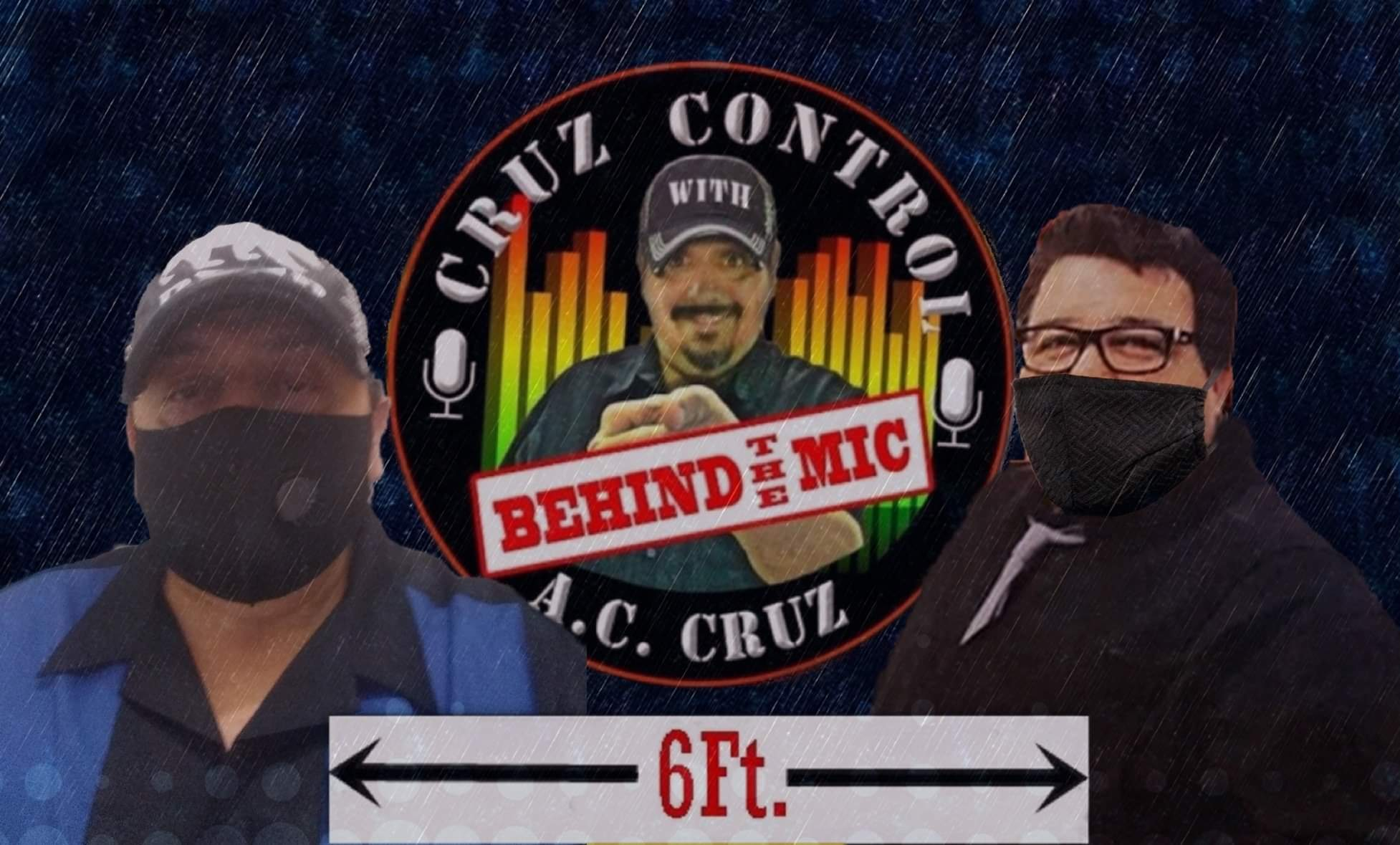 Behind the Mic with Magnifico 7