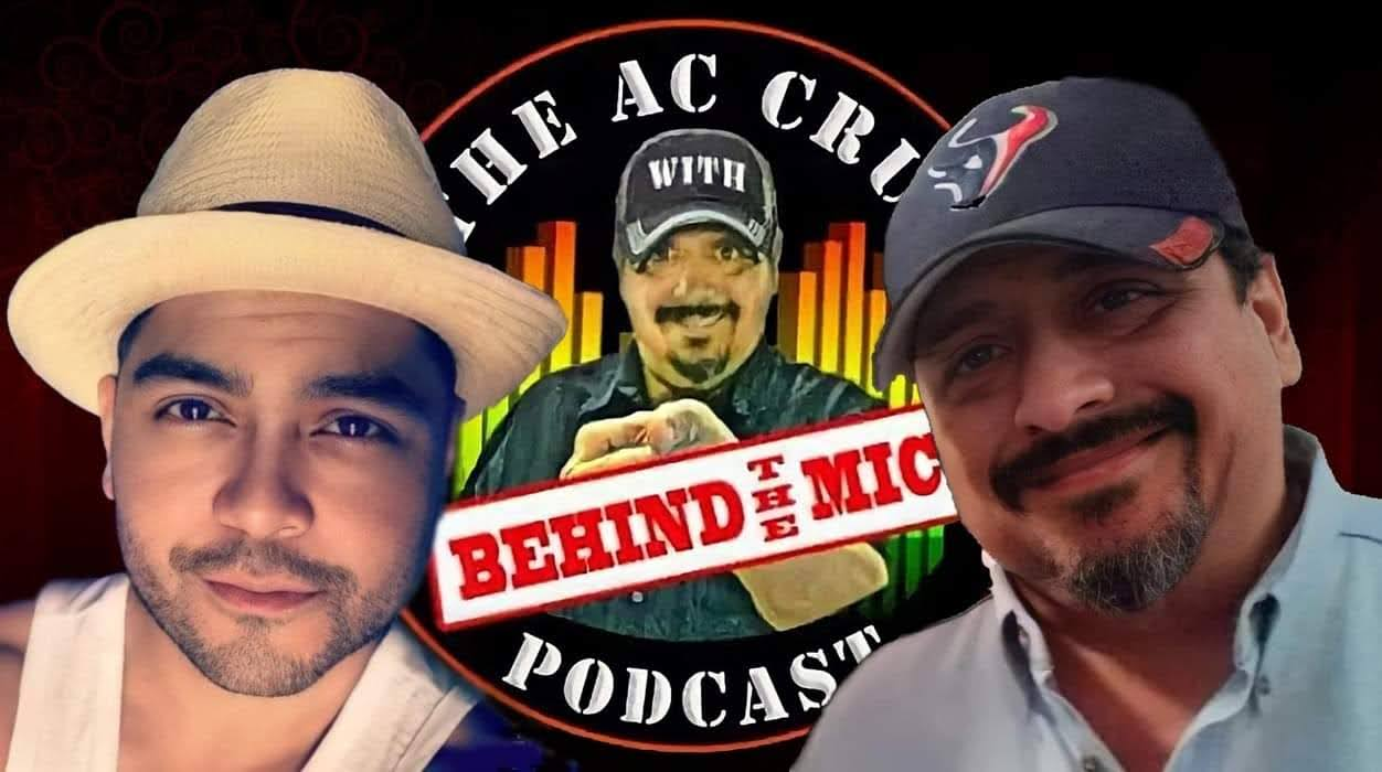 Behind The Mic with Gabe Rivera