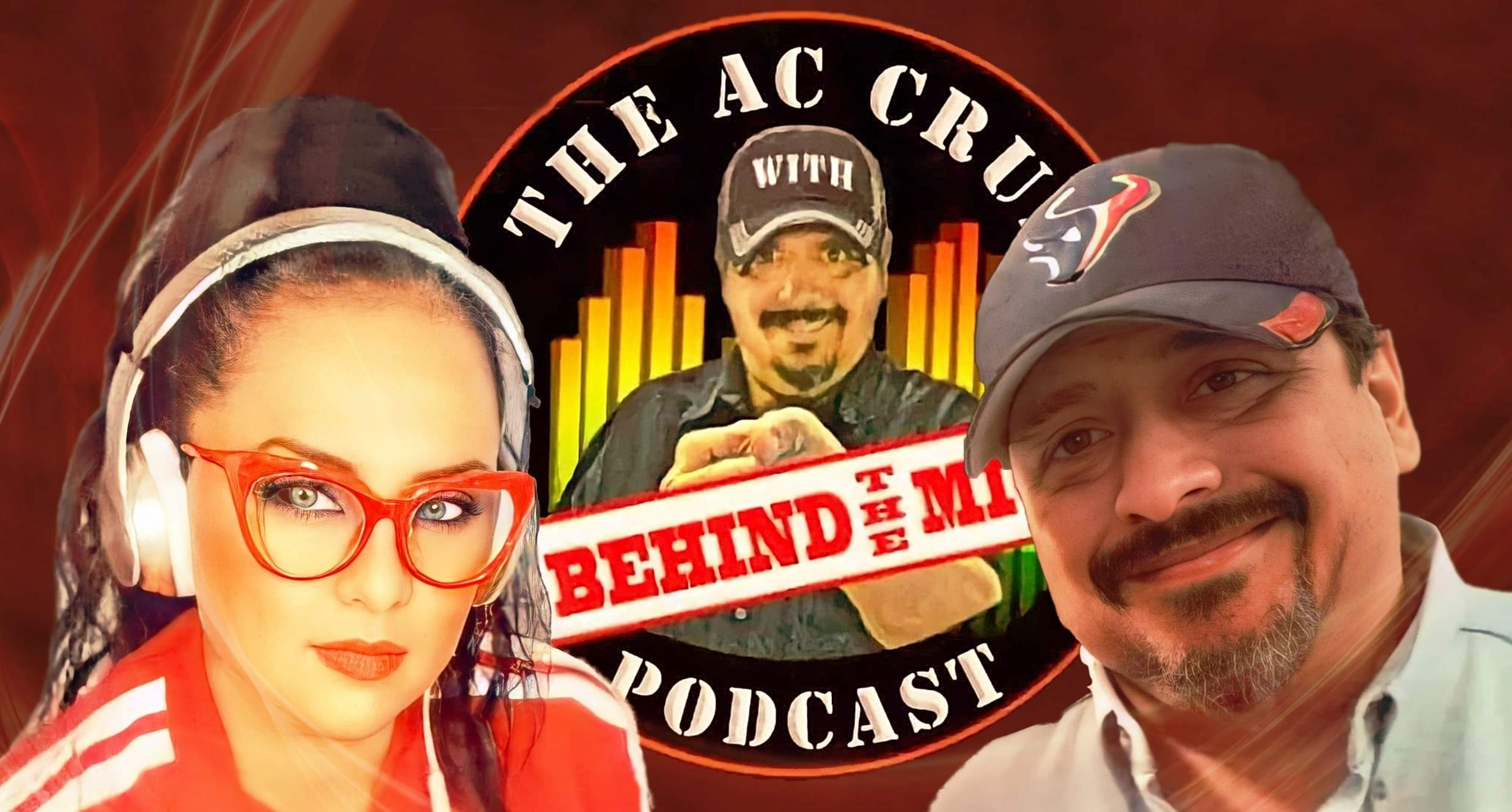 Behind The Mic with Shelly Lares