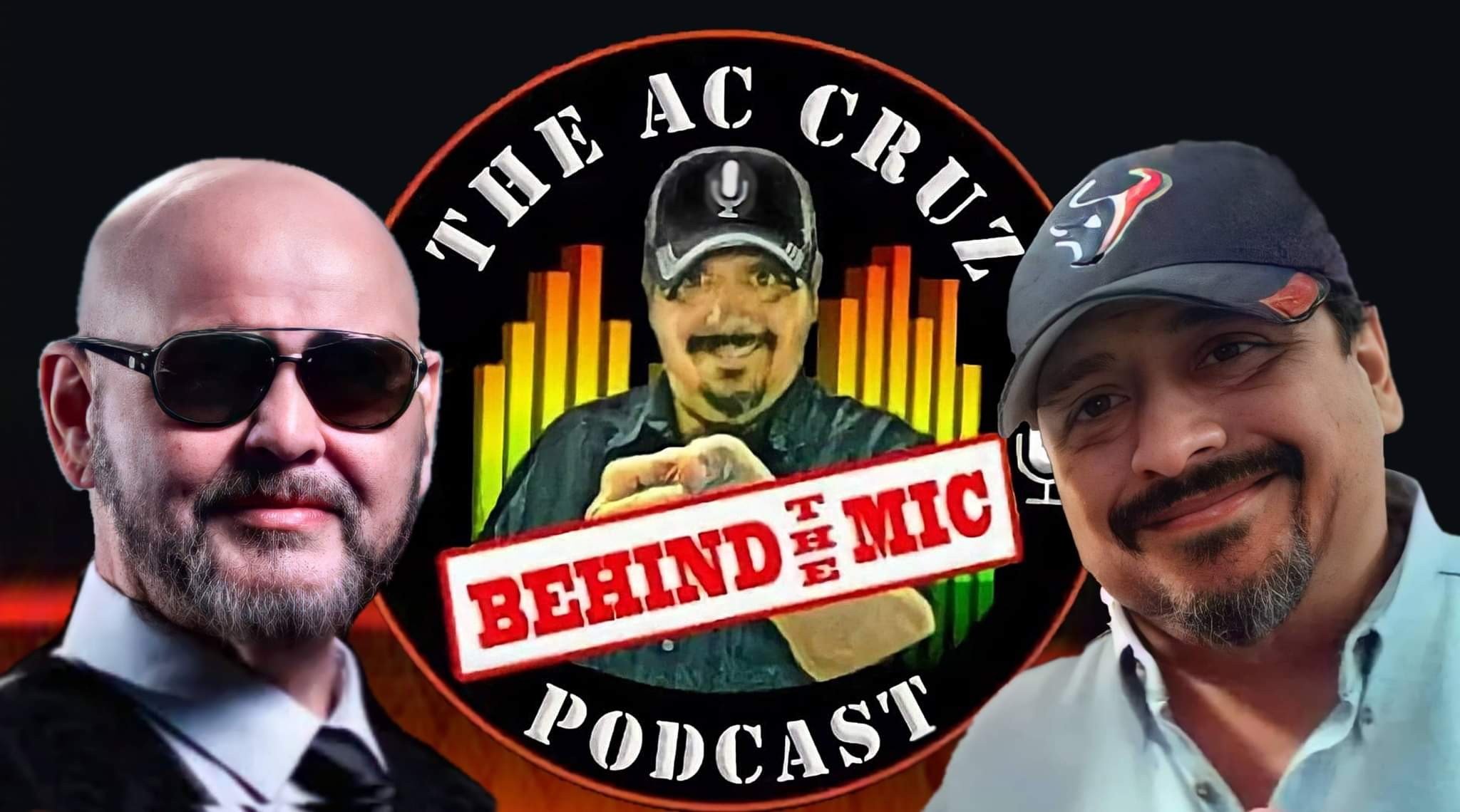 Behind The Mic with Arturo Rodriguez