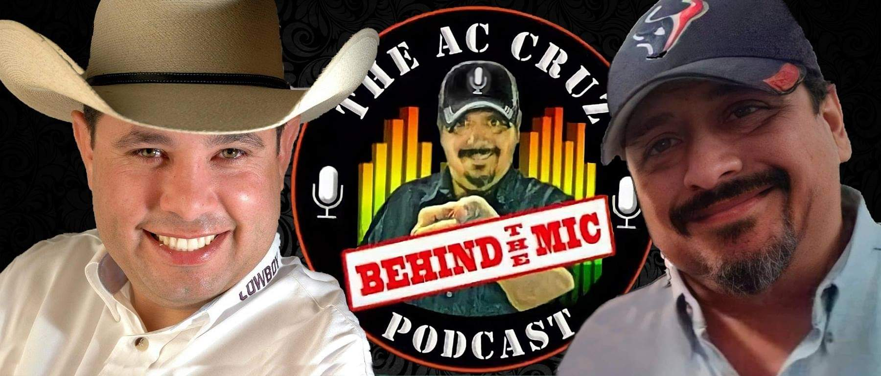 Behind The Mic with Jorge Moreno
